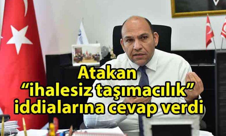 ozgur_gazete_kibris_Atakan'dan_usulsüzlük_iddialarına_yanıt