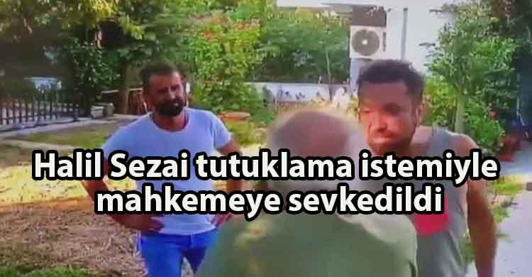 ozgur_gazete_kibris_Halil_Sezai'ye_tutuklama_talebi