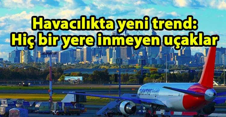 ozgur_gazete_kibris_Hic_bir_yere_inmeyen_ucagin_biletleri_10_dakikada_satildi