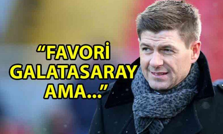 ozgur_gazete_kibris_Steven_Gerrard'dan_Galatasaray_sözleri