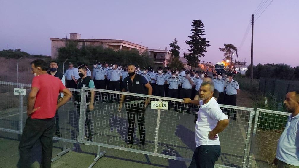 ozgur_gazete_kibris_Derinya_Sinir_Kapisi_nda_onlemler_artirildi2