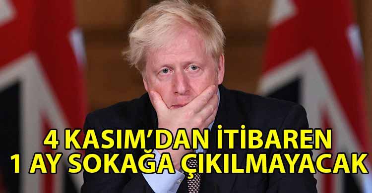 ozgur_gazete_kibris_İngiltere_de_1_ay_boyunca_sokaga_cikma_yasagi_ilan_edildi