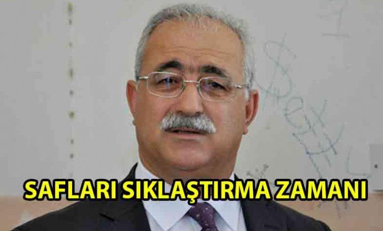 ozgur_gazete_kibris_İzcan_Kişisel_kırgınlıkları_bir_tarafa_bırakmak_gerek