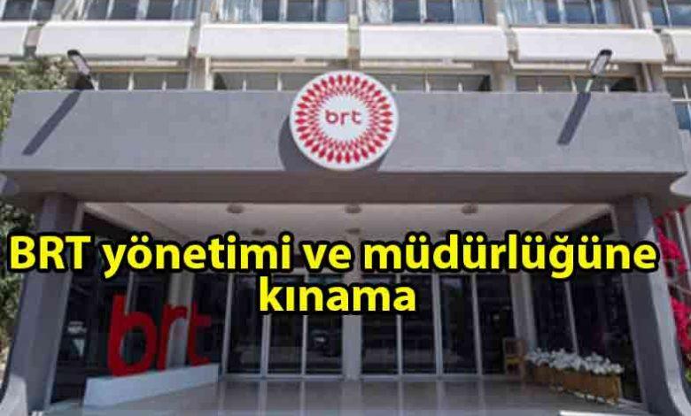 ozgur_gazete_kibris_BRT_Kıbrıs_Türk_halkının_televizyonu_olduğunu_hatırlamalıdır