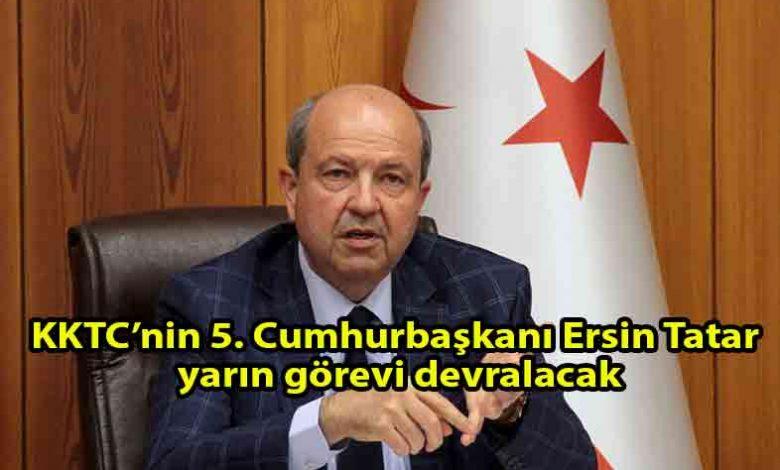 ozgur_gazete_kibris_Cumhurbaskanligi_devir_teslim_toreni_yarin_17.00'de