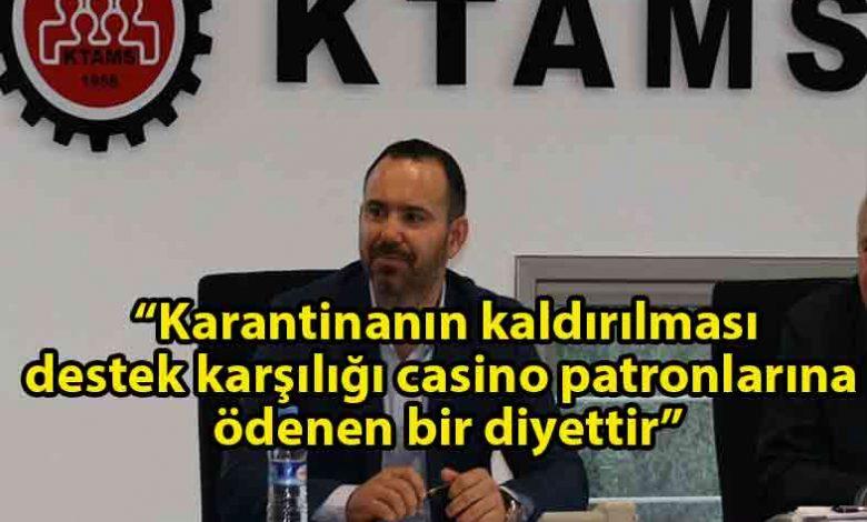 ozgur_gazete_kibris_KTAMS'tan_karantina_tepkisi