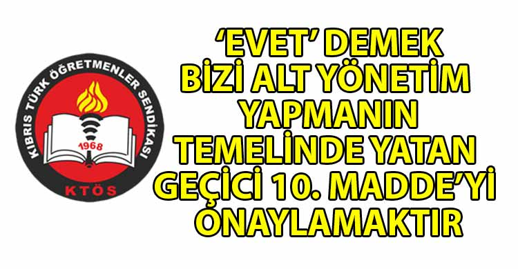 ozgur_gazete_kibris_KTOS_Anayasa_Degisikligi_Referandumu_nda_HAYIR_diyoruz