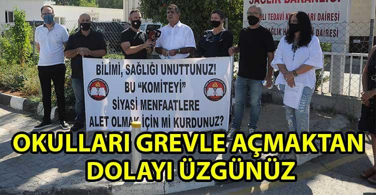 ozgur_gazete_kibris_KTOS_Bulasici_Hastaliklar_Ust_Komitesi_siyasi_telkinlerle_karar_aliyor