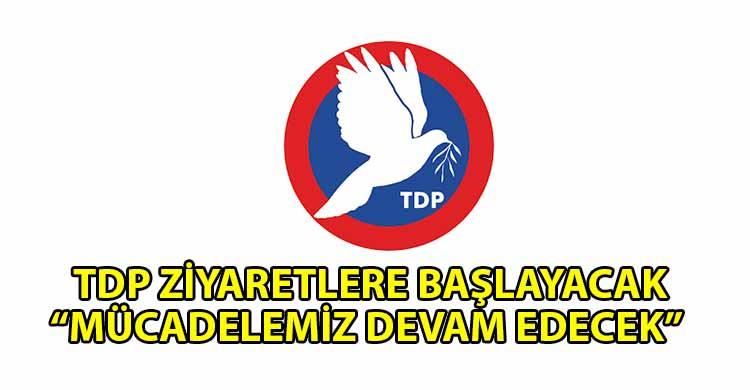 ozgur_gazete_kibris_TDP_MYK_kendi_kendini_yonetme_mucadelesi_kararlilikla_surecek