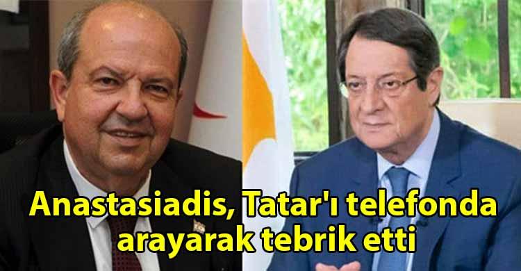 ozgur_gazete_kibris_Tatar_Anastasiadis_le_telefonda_gorustu