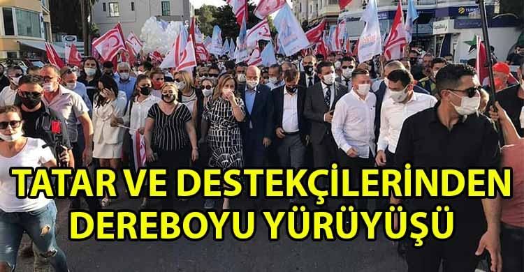 ozgur_gazete_kibris_Tatar_ve_destekcileri_Dereboyu_nda_yuruyus_yapti