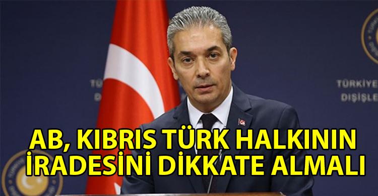 ozgur_gazete_kibris_Aksoy_AB_Kibris_Turk_halkinin_iradesini_reddetme_curetini_gosteriyor