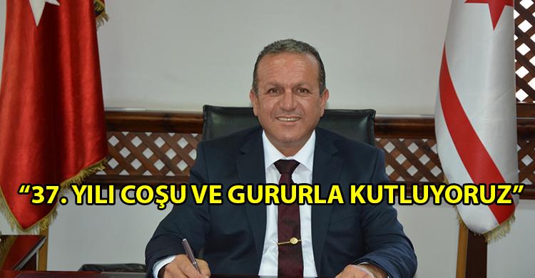 ozgur_gazete_kibris_Ataoğlu_15_Kasım_mesajı_yayımladı