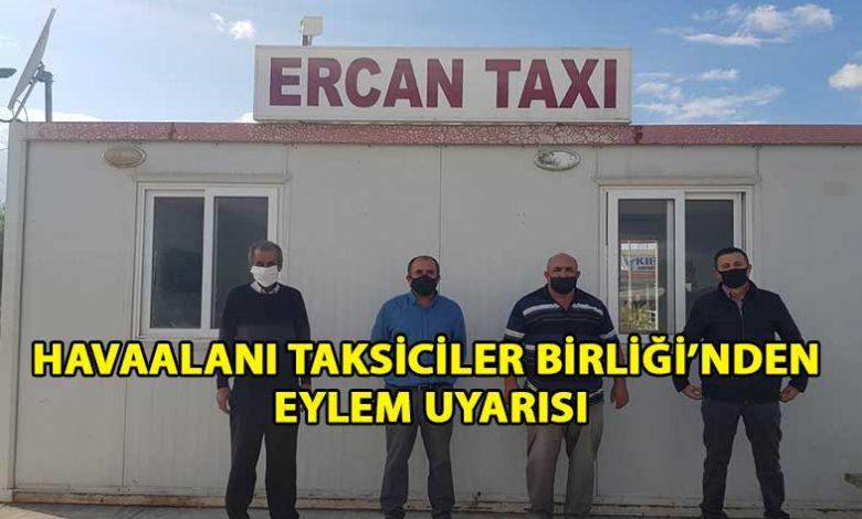 ozgur_gazete_kibris_Havaalanı_Taksiciler_Birliği_isyan_noktasında