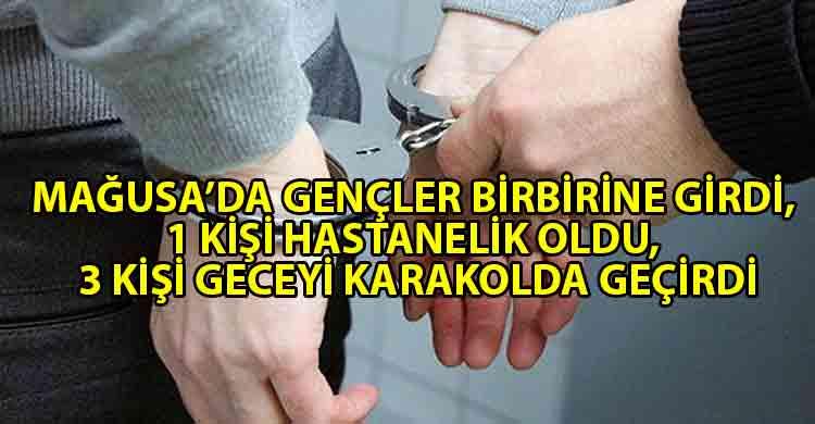 ozgur_gazete_kibris_Mağusa'da_tekme_tokat_kavga