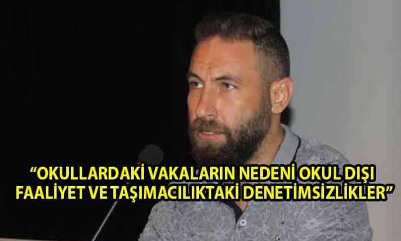 ozgur_gazete_kibris_Maviş_Okul_dışı_faaliyetlere_önlem_alınmalıdır