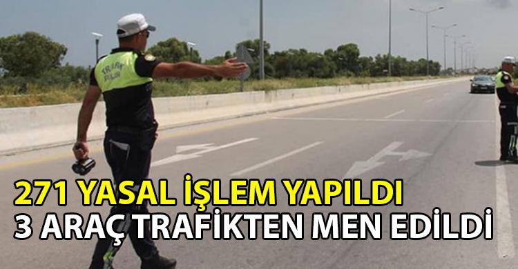 ozgur_gazete_kibris_Polis_Lefkosa_ve_İskele_de_bin_50_araci_kontrol_etti