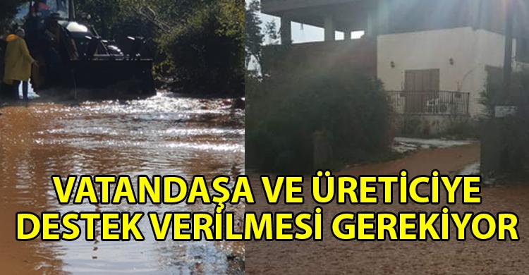 ozgur_gazete_kibris_Yesilirmak_Uretici_hayvanci_ve_ciftci_buyuk_zarara_ugradi