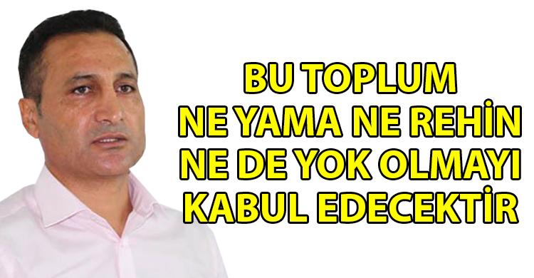 ozgur_gazete_kibris_Gokcebel_Halkimiz_AKP_Tatar_sendromunu_reddedecektir