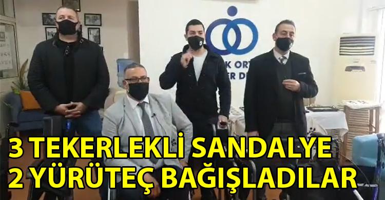 ozgur_gazete_kibris_Hak_Sen_den_Ortapedik_Ozurluler_Dernegi_ne_anlamli_bagis