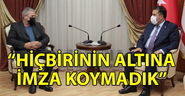 ozgur_gazete_kibris_Saner_Emirnamelere_inanmadik