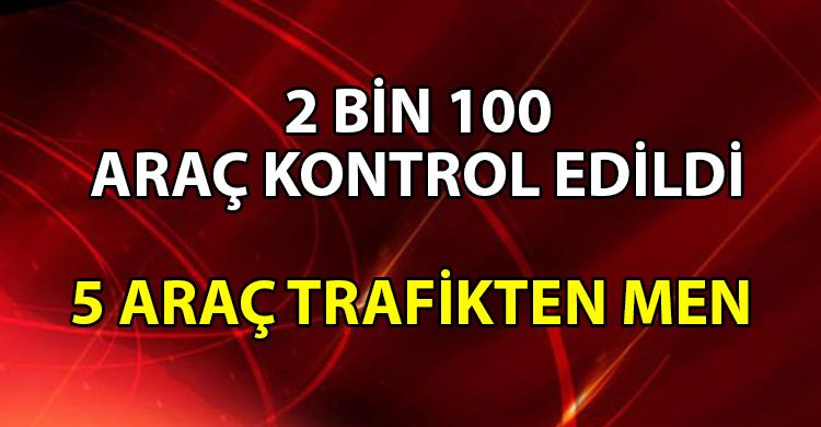 ozgur_gazete_kibris_Ulke_genelinde_trafik_denetimleri_yapildi