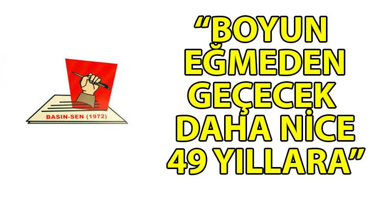 ozgur_gazete_kibris_BASIN_SEN_49_yasini_kutluyor