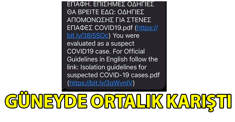 ozgur_gazete_kibris_Guneyde_filyasyon_sistemi_yakin_temaslisiniz_mesajlari_gonderdi_ortalik_karisti