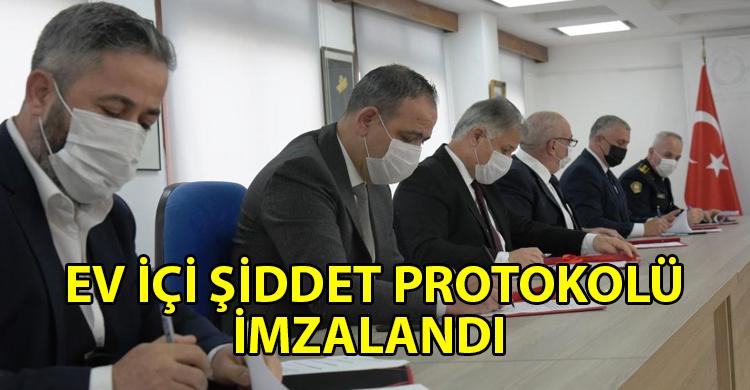 ozgur_gazete_kibris_Kadinlara_Yonelik_Siddet_ve_Ev_İci_Siddetin_Onlenmesi_protokolu_imzalandi