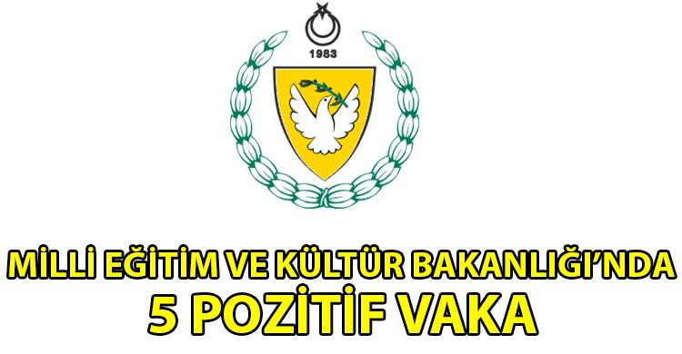 ozgur_gazete_kibris_Milli_Egitim_Bakani_dahil_tum_personele_PCR_testi_yapildi