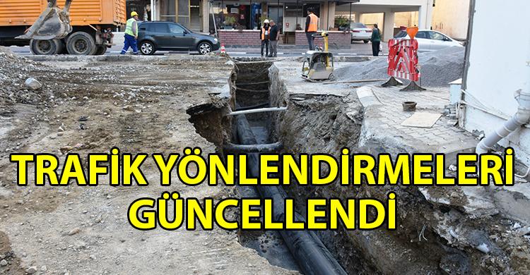 ozgur_gazete_kibris_Ortakoy_bolgesinde_trafik_yonlendirmeleri_guncellendi