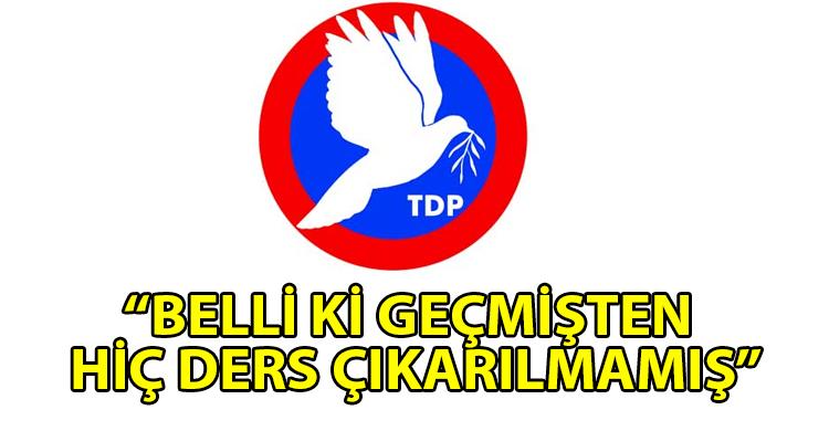 ozgur_gazete_kibris_TDP_MYK_Baharda_normal_sosyal_ekonomik_yasama_gecebilmek_icin_dogru_ve_kararli_adim_atilmali