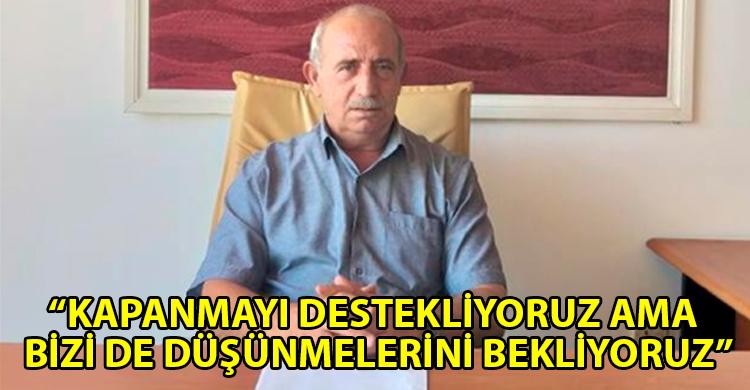 ozgur_gazete_kibris_Topaloglu_İnsan_sagligi_her_seyden_onemli