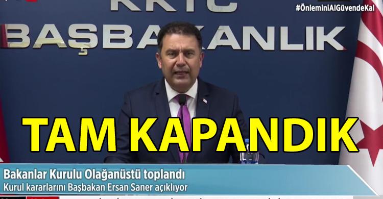 ozgur_gazete_kibris_Bakanlar_Kurulu_kararlari_aciklandi