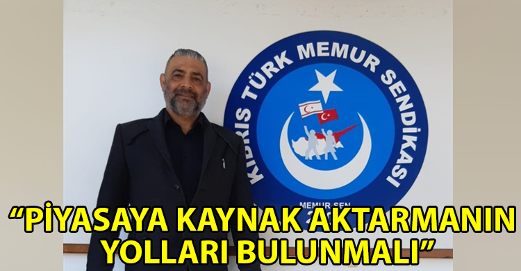 ozgur_gazete_kibris_Memur_Sen_Baskani_Manga_Halkin_derdi_secim_degil_yasam_ve_gecim_derdi