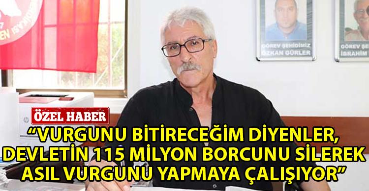 ozgur_gazete_kibris_Ozkirac_Sadece_Su_Dairesi_nin_Kib_tek_e_20_milyon_TL_borcu_var