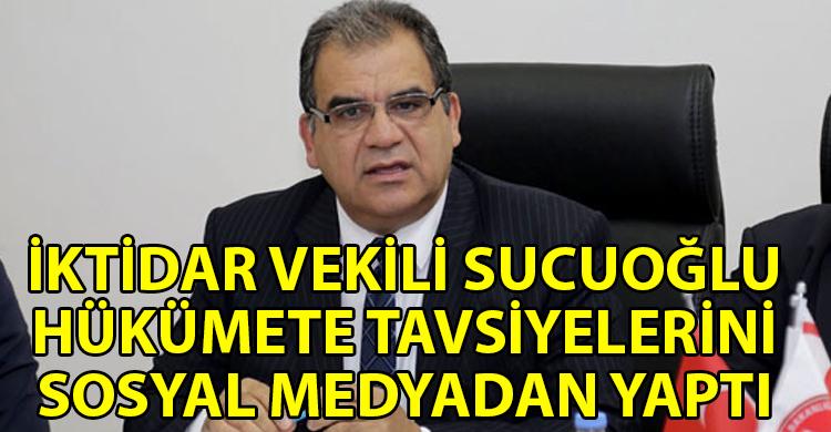 ozgur_gazete_kibris_Sucuoglu_Kapanmayan_sektorlerde_calisanlar_hemen_asilanmalidir