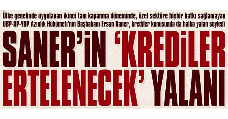 ozgur_gazete_kib ris_Saner_in_krediler_ertelenecek_yalani