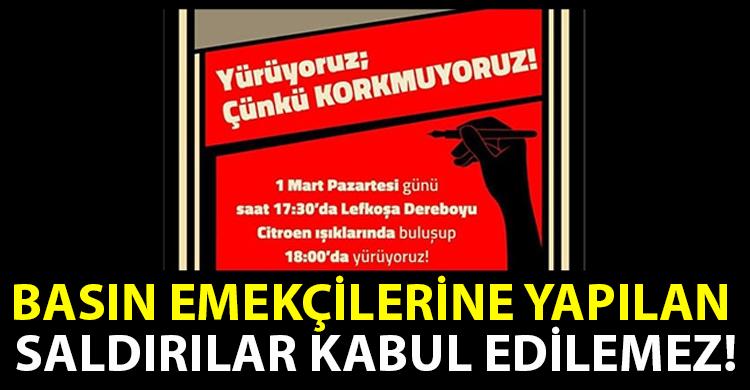 ozgur_gazete_kibris_Basin_orgutleri_basin_calisanlarina_destek_olmak_icin_bugun_Lefkosa_da_yuruyus_yapacak