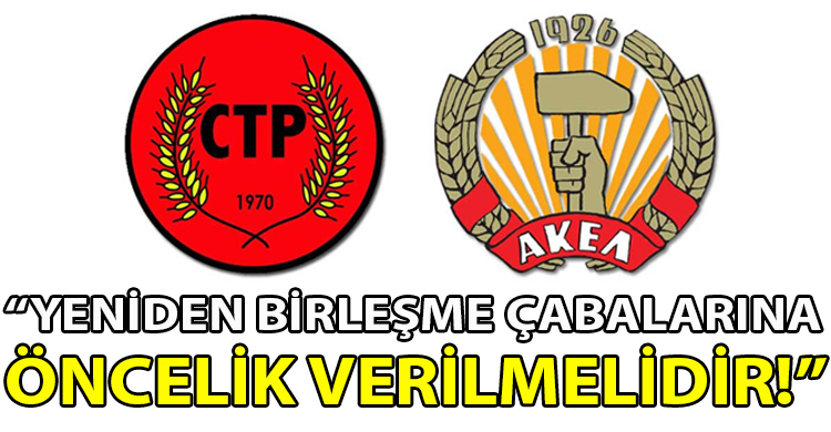 ozgur_gazete_kibris_CTP_ve_AKEL_den_ortak_cagri