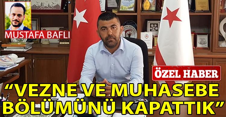ozgur_gazete_kibris_Kasim_1_personel_pozitif_3_personel_karantinada