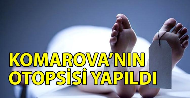 ozgur_gazete_kibris_Komarova_nin_olum_sebebi_arastiriliyor