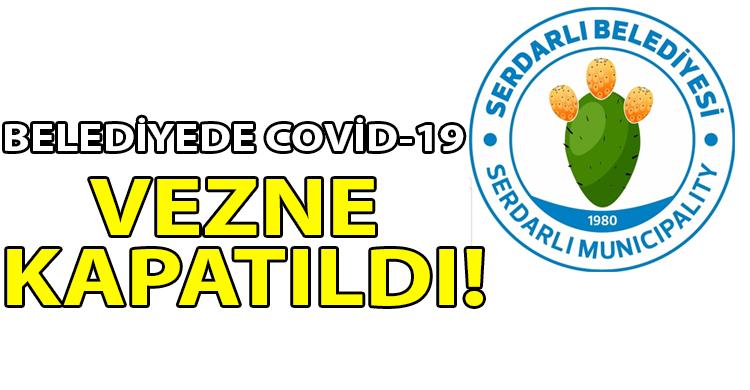 ozgur_gazete_kibris_Serdarli_Belediyesi_nde_Covid_19_panigi