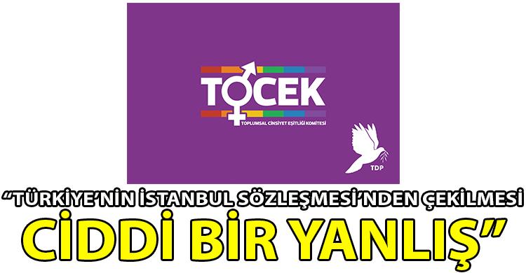 ozgur_gazete_kibris_TDP_TOCEK_Ev_Ici_Siddet_Yasasi_yasam_bulmali
