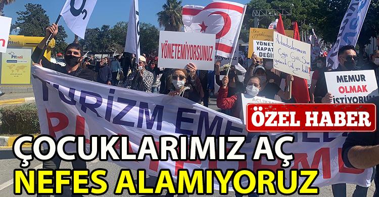ozgur_gazete_kibris_Turizm_Emekcileri_Girne_de_yuruyor