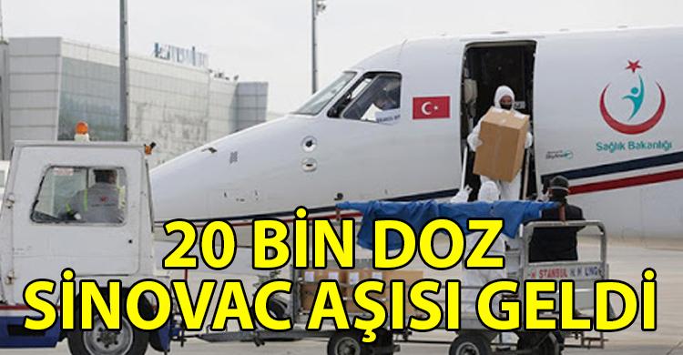 ozgur_gazete_kibris_Turkiye_den_20_bin_doz_Covid_19_asisi_daha_geldi