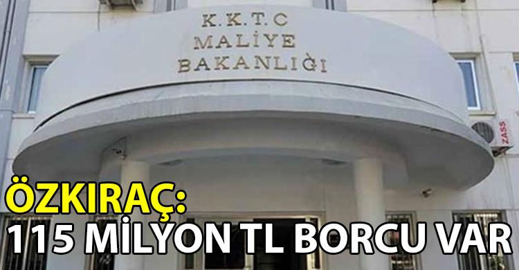 ozgur_gazete_kibris_maliye_bakanligi