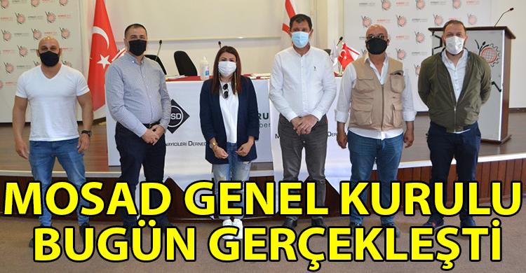 ozgur_gazete_kibris_MOSAD_Genel_Kurulu_bugun_gerceklesti