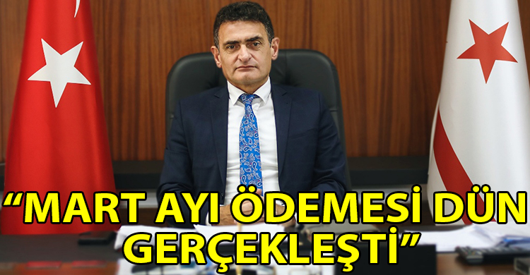 ozgur_gazete_kibris_Maliye_Bakani_Oguz_duyurdu