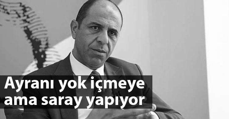 ozgur_gazete_kibris_kudret_ozersay_cumhurbaskanligi_sarayi